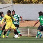 Safawi Alami Kecederaan Selepas Menentang Sporting CP B-23