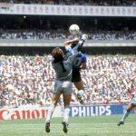 Insiden 'Hand of God' - Penjaga Gol England Masih Berdendam Dengan Maradona