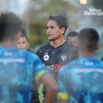 Tangguh Sesi Latihan, Momentum Terengganu FC Terjejas..