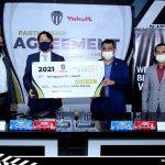 Yakult Malaysia Taja Terengganu FC Sebanyak RM380,0000