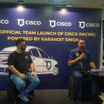 'The Flying Sikh' Kembali Berlumba Bersama Cisco Racing Pada Usia 59 Tahun