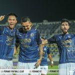 Sukanz XI: 5 Pemain Penang Tersenarai Dalam Kesebelasan Terbaik 'Matchday' Ke-11 Liga Super