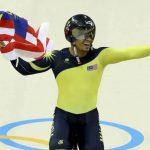 Azizul 'The Pocket Rocketman' Tambah Berat 10kg Untuk Beraksi di Sukan Olimpik