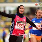 Anak Jati Terengganu, Azreen Nabila Dipilih Wakili Malaysia Ke Sukan Olimpik 2020
