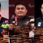 3 Pemenang Emas Paralimpik Dapat Sejuta Mata & Setahun Penghantaran Makanan Percuma oleh Grab