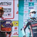 MSBK 2021: Dua Bekas Pelumba Moto2 Turut Sertai Perlumbaan Bersama SuperKIP