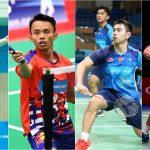 Piala Thomas 2020: Ketahui Ranking & Pencapaian Terakhir Barisan Pemain Lelaki Pasukan Malaysia