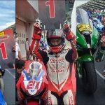 MSBK 2021: Bekas Pelumba Moto2 Silih Berganti Naiki Podium Litar Antarabangsa Sepang