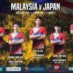 Piala Thomas 2020: Tumpas 1-4 Kepada Jepun, Malaysia Terpaksa Akur Naib Juara Kumpulan D