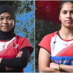 Ranking BWF: Dua Pemain Perseorangan Wanita, Nurshuhaini & Letshanaa Catat Penurunan