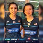 Terbuka Czech: Gandingan Baharu Teoh Mei Xing-Anna Cheong Raih Kejuaraan Pertama